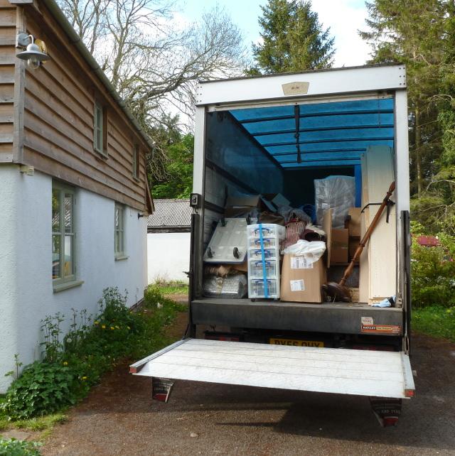 van_unload